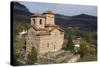 Church of St Demetrius of Thessaloniki (Sveti Dimitar Solunski), 1186, Veliko Tarnovo, Bulgaria--Stretched Canvas Print
