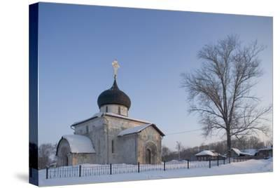 St George's Cathedral, Founded in 13th Century, Yuriev-Polskiy, Golden Ring, Russia--Stretched Canvas Print