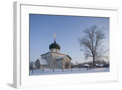St George's Cathedral, Founded in 13th Century, Yuriev-Polskiy, Golden Ring, Russia--Framed Photographic Print