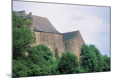 Chateau Di Roussy-Comte and Roussy-Seigneurie, Roussy-Le-Village, Lorraine, France--Mounted Photographic Print