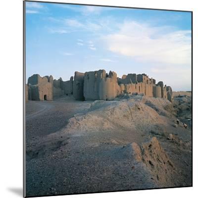 Fortress of Bost (Qala-E-Bost), 11th Century, Lashkar Gah, Helmand, Afghanistan--Mounted Photographic Print