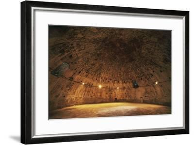 Interior of Aragonese Castle, 12th-17th Century, Gallipoli, Apulia, Italy--Framed Photographic Print