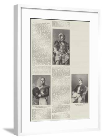 William Terriss--Framed Giclee Print