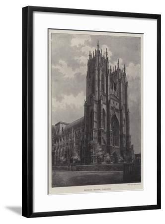 Beverley Minster, Yorkshire--Framed Giclee Print