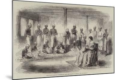 The David Sassoon Industrial and Reformatory Institution at Bombay--Mounted Giclee Print