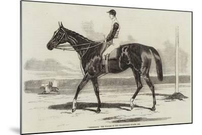 Vengeance, the Winner of the Cesarewitch Stakes, 1856--Mounted Giclee Print