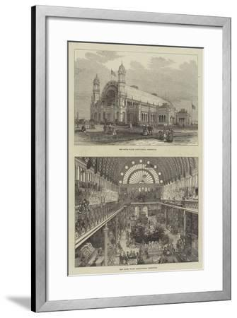 New South Wales Agricultural Exhibitions--Framed Giclee Print