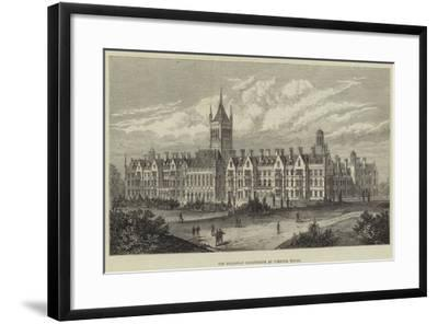 The Holloway Sanatorium at Virginia Water--Framed Giclee Print