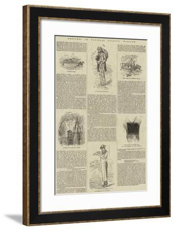 Sketches in Parnell's Country, Wicklow--Framed Giclee Print
