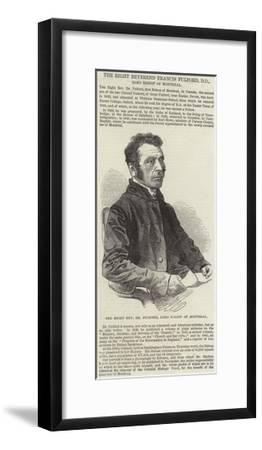 The Right Reverend Francis Fulford--Framed Giclee Print
