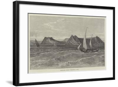 Ratnagiri, Bombay Presidency, India--Framed Giclee Print