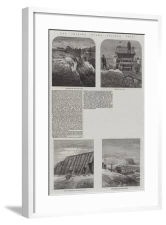 The Chincha (Guano) Islands, Peru--Framed Giclee Print