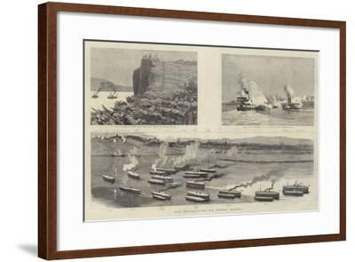 The Expedition to Upper Burma--Framed Giclee Print
