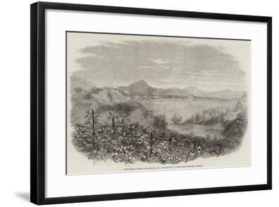 Buyukdere Valley, and Beicos Bay--Framed Giclee Print
