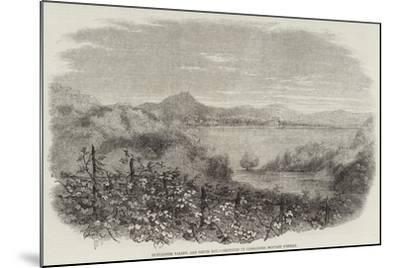 Buyukdere Valley, and Beicos Bay--Mounted Giclee Print