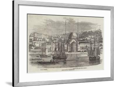 Constantinople, Bouyouk-Dere--Framed Giclee Print