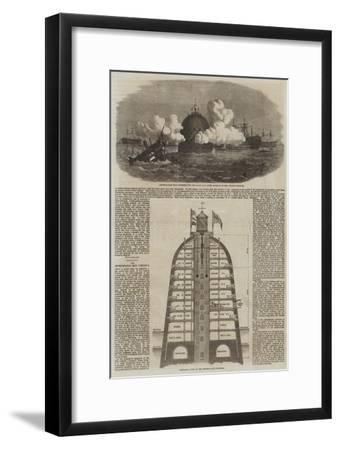 Impregnable Iron Fortress--Framed Giclee Print