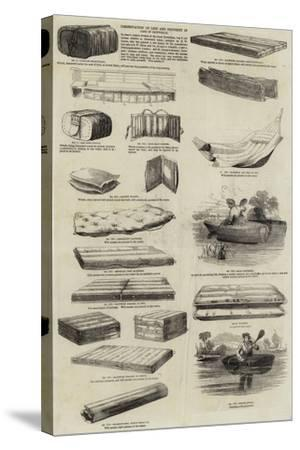 Great Exhibition of 1851--Stretched Canvas Print