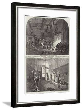 Christmas Festivities--Framed Giclee Print