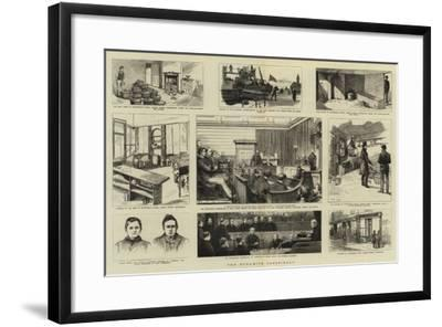 The Dynamite Conspiracy--Framed Giclee Print