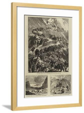 The Yarkund Mission--Framed Giclee Print