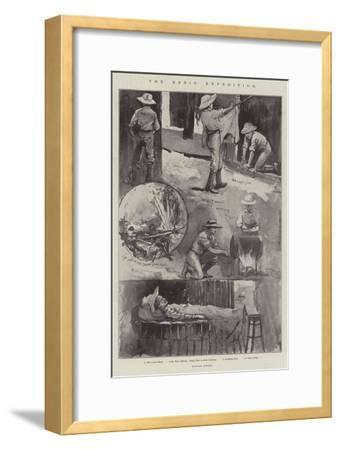 The Benin Expedition--Framed Giclee Print