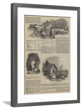 Sketches of Ireland--Framed Giclee Print