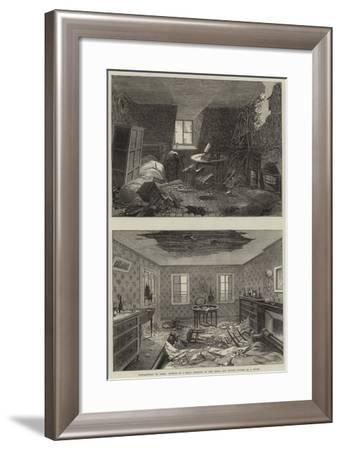 Franco-Prussian War--Framed Giclee Print