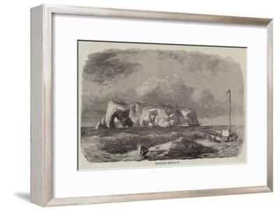 Heligoland--Framed Giclee Print