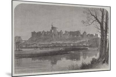 Windsor--Mounted Giclee Print