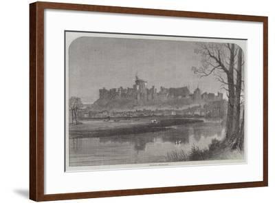 Windsor--Framed Giclee Print