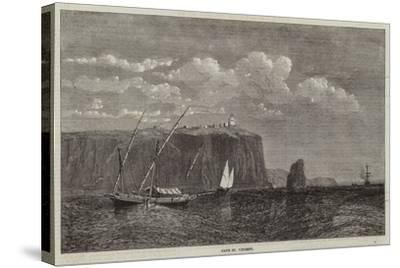 Cape St Vincent--Stretched Canvas Print