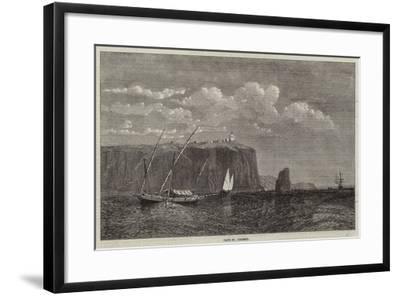 Cape St Vincent--Framed Giclee Print