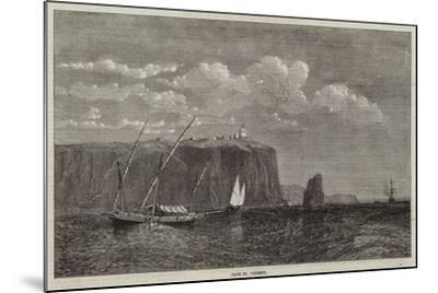 Cape St Vincent--Mounted Giclee Print