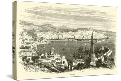 Genoa--Stretched Canvas Print