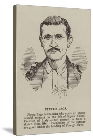 Pietro Lega--Stretched Canvas Print