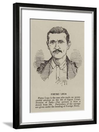 Pietro Lega--Framed Giclee Print
