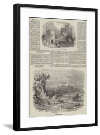 Arundel Castle--Framed Giclee Print