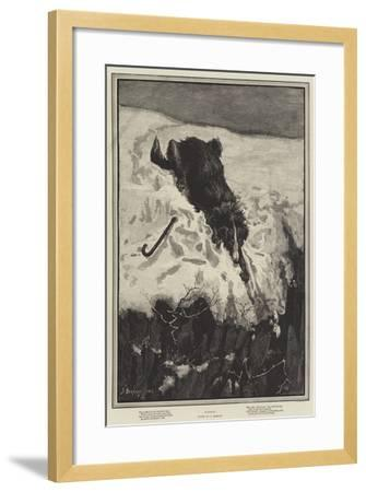 Lost--Framed Giclee Print