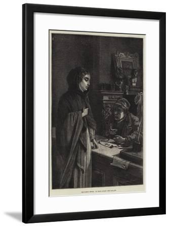 The Family Jewels--Framed Giclee Print