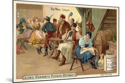 Wine: Tokay--Mounted Giclee Print