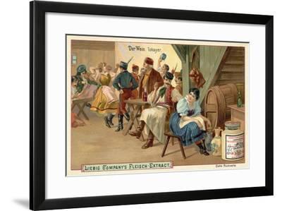 Wine: Tokay--Framed Giclee Print