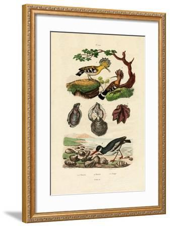 Oysters, 1833-39--Framed Giclee Print