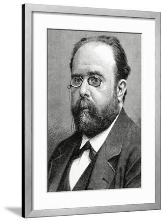 Teodoro Llorente Olivares (1836-1911), Spanish Writer--Framed Giclee Print