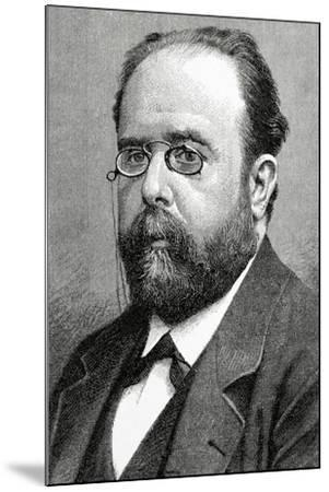 Teodoro Llorente Olivares (1836-1911), Spanish Writer--Mounted Giclee Print