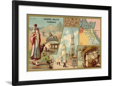 Egypt--Framed Giclee Print
