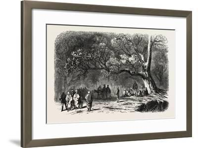 The Kief in the Islands of Princes, 1855--Framed Giclee Print
