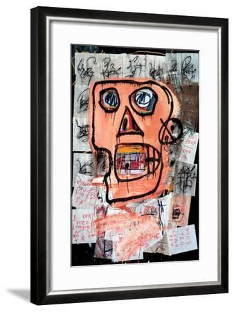 Untitled-Jean-Michel Basquiat-Framed Giclee Print