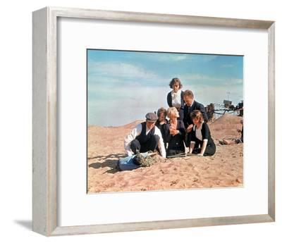 Bonnie and Clyde--Framed Photo