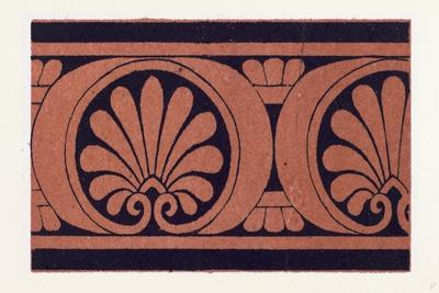 Greek Ornament and Etruscan Ornament--Premium Giclee Print